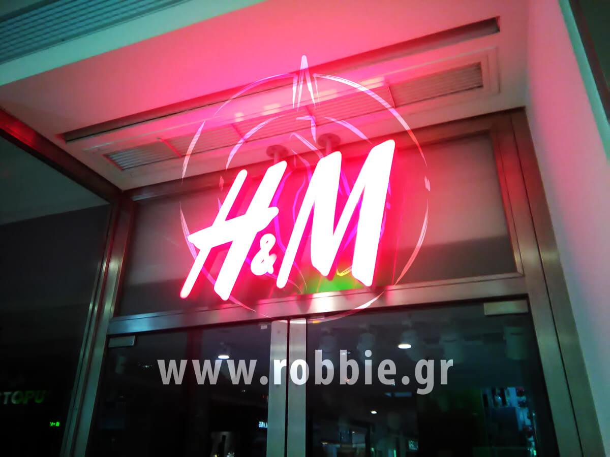 H&M / Επιγραφή 1