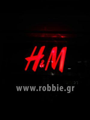 H&M / Επιγραφή 2