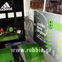Smart Moving Media - Adidas /  Προωθητικές κατασκευές 14