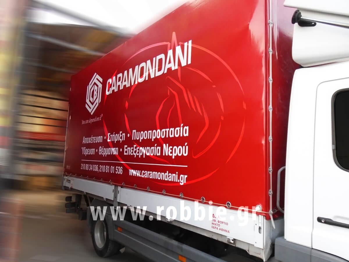 Caramondani / Μουσαμάδες φορτηγών 2