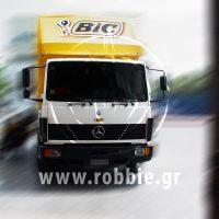 BIC / Μουσαμάδες φορτηγών 3